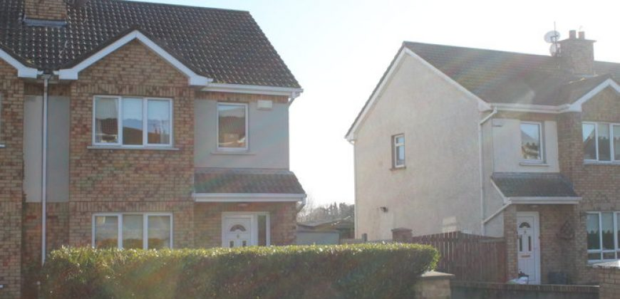 27 Hillview, Rhode, Co.Offaly