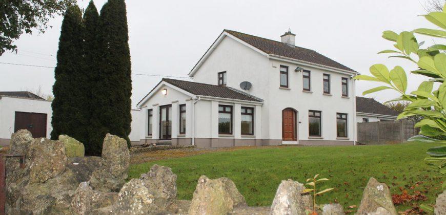 Ivy House, Kilcoursey, Clara, Co.Offaly