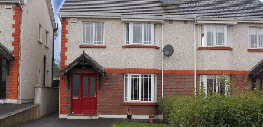 8 Westwood Park, Clara, Co.Offaly