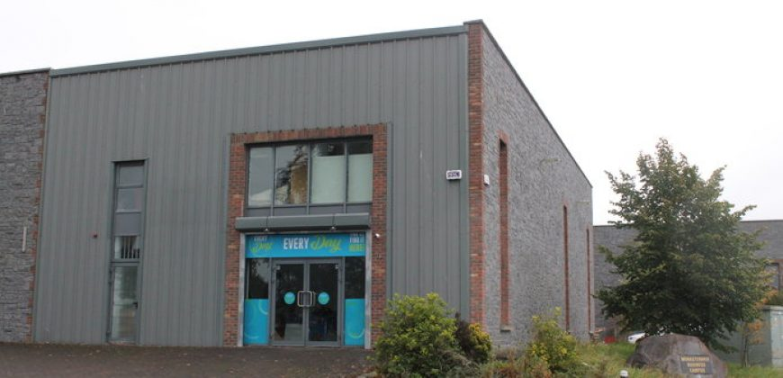 Unit One, Monasteroris Business Campus, Edenderry, Co. Offaly